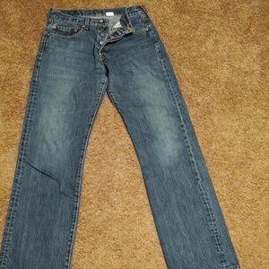 Levis 501-32-36 jeans